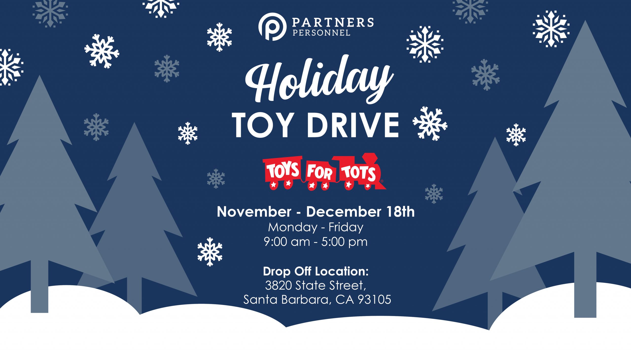 Toys for Tots | Holiday Toy Drive